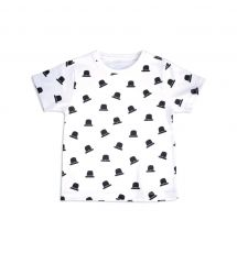 HAT PRINT T-SHIRT: Waddler - Clothing for Children