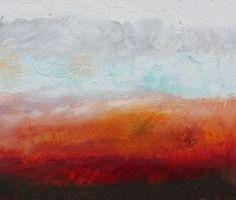 Sky Tumbler, acrylic on canvas, 46x54  www.duanecregger.com