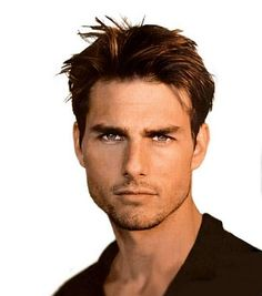 Tom Cruise. He might be nuts in real life, but he's a good actor. Maybe it's what makes him a good actor...
