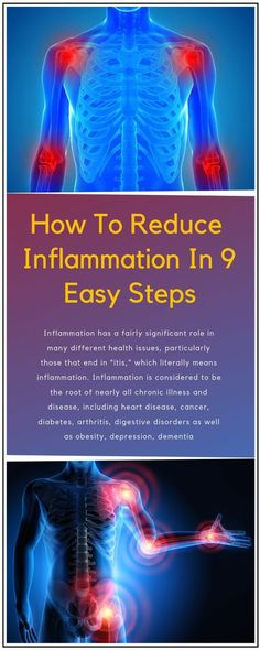"Inflammation has a fairly significant role in many different health issues, particularly those that end in ""itis,"" which literally means inflammation. Inflammation is considered to be the root of. Systemic Inflammation, Reduce Inflammation, Nursing Programs, Rn Programs, Certificate Programs, Health Tips, Health Care, Best Nursing Schools, Schools In America"