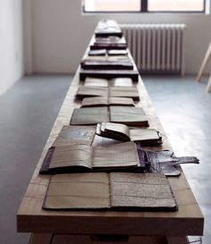 100 Years of Personal Pocket Diaries, an Exhibition by Dylan Stone: Observatory: Design Observer