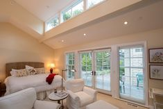 Love the upper windows! Tour This Carmel by the Sea Cottage for Sale