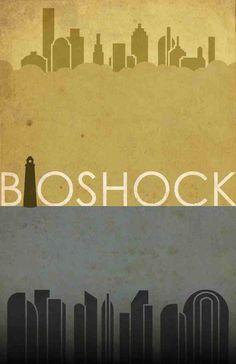 #Bioshock fan art