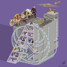 Marvel Fan, Marvel Avengers, Epic Photos, Marvel Wallpaper, Amazing Spiderman, Marvel Memes, Marvel Cinematic Universe, Museum, Marvel Statues