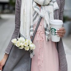 Ootd with roses and the best coffee @starbucks #coffee #fashion #igers #selfie #swag #likeforfollow #iphone #girly #ootn #day #ootd #goals #style #outfit #instagood #instadaily #vsco #daily #webstagram #girl #followforfollow #me #smile #instagood #lovely #polishgirl #likeforlike #igers #instacool #love #starbucks by italkfashion