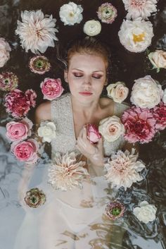 River boudoir inspiration shoot photographed by Molly Gilholm Photography. Styling by E Events Co. MUAH by Kelly Jones Make Up