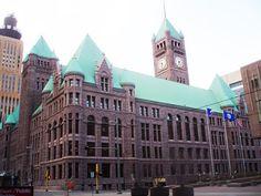 Minneapolis Police Station