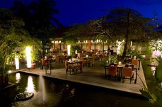 Viroth restaurant