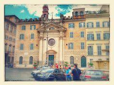 #Rome #Italy #Piazza Navona Photo