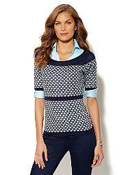 Women's Dressy Sweaters - Cardigan, Cropped & Vest Sweaters - New York & Company