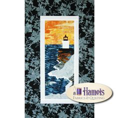 Atlantic Coast Wall Hanging Quilt Kits, Quilt Blocks, Sewing Material, Quilted Wall Hangings, Coast, Quilts, Contemporary, Mystery, Design