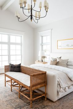 Bedroom Styling Basics - Studio McGee for home bedroom Bedroom Styl. : Bedroom Styling Basics – Studio McGee for home bedroom Bedroom Styling Basics – Studio McGee Studio Mcgee, Farmhouse Bedroom Decor, Home Bedroom, Bedrooms, Bedroom Ideas, Master Bedroom, Farmhouse Design, Bedroom Designs, Modern Bedroom