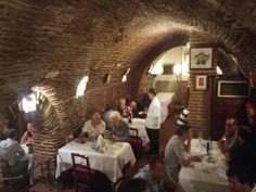 Restavrante Botin (world famous)