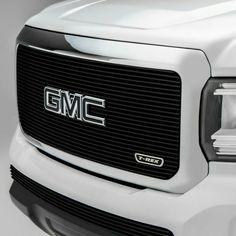 2015 GMC Canyon T-Rex Horizontal Black Billet Grille