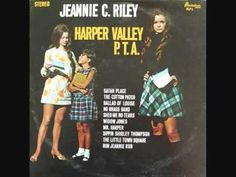 Jeannie C. Riley - Shelby Singleton's star. Click for more on the Nancy Sinatra of country music