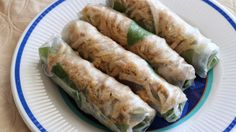 Love SPRING ROLLS? then you'll be in heaven with these fantastic shredded pork spring rolls. Although they look difficult to make they are straight forward to make with the well written recipe