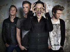 McFly, music, harry judd, dougie poynter, danny jones, tom fletcher, creme egg ad