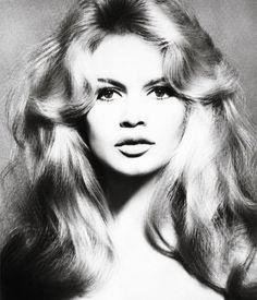Brigitte Bardot by Richard Avedon (1959)