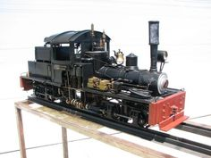 let`s try again All the best Bruno I was only able to find one pic in all that. Looks cool Live Steam Locomotive, Looks Cool, One Pic, Train, Model, Scale Model, Strollers, Models