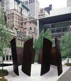 MoMA   Richard Serra. Intersection II. (