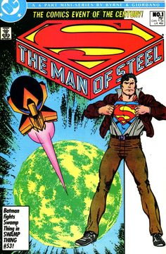 PIPOCA COM BACON I As Várias Faces do Superman - Parte III: O Homem de Aço (1986) I #PipocaComBacon #ClarkKent #HomemDeAço #Krypton #LanaLang #LexLuthor #LoisLane #Metropolis #PlanetaDiário #Smallville #Superman