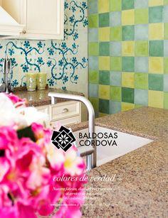¿Sabías que puedes aplicar Baldosas Córdova en muros? http://www.baldosascordova.cl