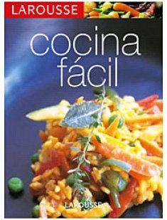Título: Cocina facil / Autor: Lizambard, Martine /Ubicación: FCCTP – Gastronomía – Tercer piso / Código: G 641.5 L73