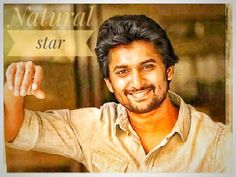 The Natural star of South India Naveen babu ganta aka Nani Actor Photo, Star Cast, My Darling, South India, Celebs, Celebrities, Best Actor, Mobile Wallpaper, In A Heartbeat