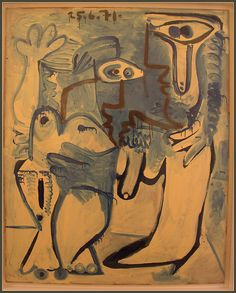 Picasso Pablo - Couple | Flickr - Photo Sharing!