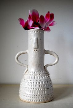 Atelier Stella http://atelierstella.bigcartel.com/product/medium-turquoise-planter-pot