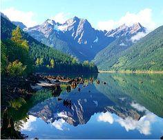 Jones Lake...BC - between Vancouver and Kamloops