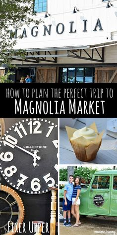 How to plan the perfect trip to Magnolia Market at the Silos in Waco Texas. Tip on visiting HGTV's Fixer Upper's Chip and Joanna's Magnolia Market. Texas Vacations, Texas Roadtrip, Texas Travel, Family Vacations, Family Travel, Romantic Vacations, Usa Travel, Vacation Destinations, Magnolia Waco Texas