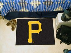 "MLB - Pittsburgh Pirates Starter Rug 19""x30"""