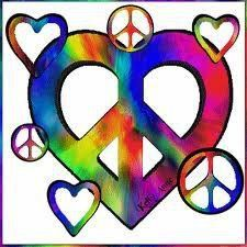Peace And Love.