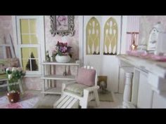 Full Scale Orchid from Greenleaf Kit and Spanish DIY Half Scale - YouTube