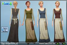 Sims 4 medieval and fantasy