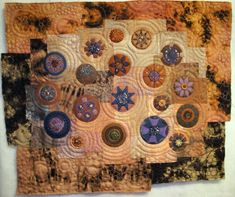 Image result for beaded freestyle quilt
