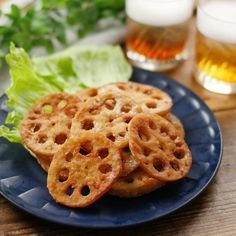 カリうま、やみつき。れんこんからあげ Home Recipes, Asian Recipes, New Recipes, Japanese House, Japanese Food, Macaroni, Waffles, Food And Drink, Yummy Food