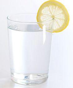 Drink plenty of water.
