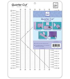 June Tailor Quarter Cut 11 1/4'' x 16''  $32.99