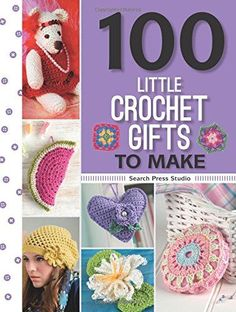 Last Minute Crochet Gifts 30 Fast and Free Patterns to Make Now! is part of Knitting and Crochet Gifts - Don't panic! There's still time for a handmade gift! Here are some great last minute crochet gifts, each of which takes less than 200 yards of yarn! Fast Crochet, Diy Crochet, Crochet Crafts, Small Crochet Gifts, Crochet Christmas Gifts, Crochet Gift Ideas For Women, Crochet Projects To Sell, Knitting Projects, Crochet Books