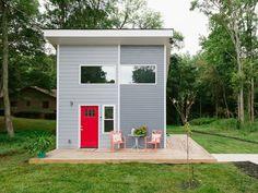 Keyo Tiny House in Charlotte North Carolina - Interior