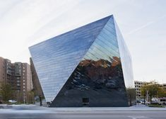 Museum of Contemporary Art Cleveland by Farshid Moussavi via dezeen