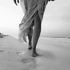 Run beach women