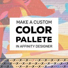 Web Design, Graphic Design Tips, Book Design, Layout Design, Graphic Art, Affinity Photo, Affinity Designer, Magazine Cover Design, Digital Art Tutorial