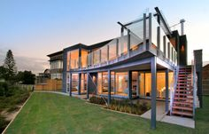 Stunning Parry Court Home With Extensive Views of the Landscape | Wave Avenue Leuschke Group Ltd Registered Architects