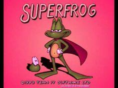 SuperFrog music ♪♫