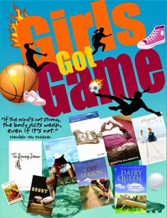 TLT: Teen Librarian's Toolbox: Get in the Game! YA fiction that features sports