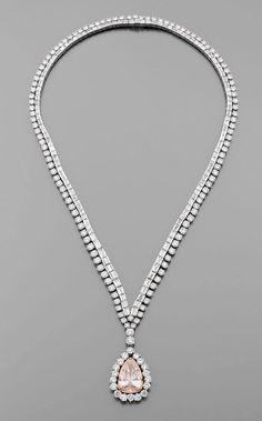 Elizabeth Taylor Diamond Necklace