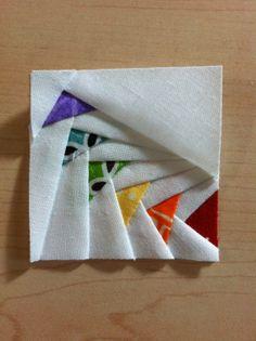 Mama Spark's World Teeny Tiny Paper Piecing